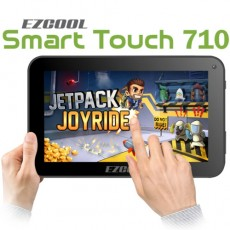 Ezcool 710 Siyah Tablet Pc