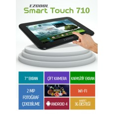 ezcool smart touch 710 4gb Tablet Pc