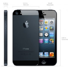 Apple iPhone 5 16 GB ( Siyah )  - PARALEL İTHALAT