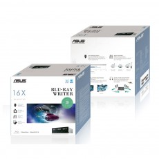 ASUS 16X BW-16D1HT BLURAY RW INTERNAL SIYAH
