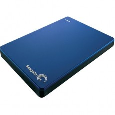"Seagate 2.5"" 2TB Backup Plus Slim USB 3.0 Mavi"