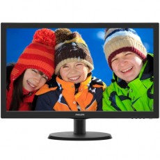 Philips 23 233V5LAB-01 LED 5ms Siyah Monitör