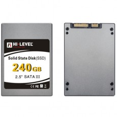 Hi-Level 240 GB SSD Disk SSD30ULT/240G + Aparat