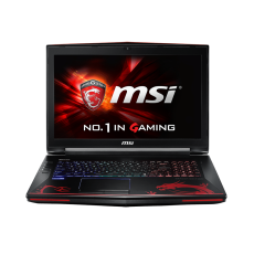 MSI GT72 Dominator Pro Dragon Gaming Notebook