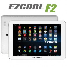 Ezcool F2 512MB 8GB DualCore 7.9 HD Beyaz Tablet PC