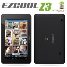 Ezcool Z3  Siyah Tablet pc