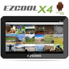 Ezcool X4 8GB Siyah Tablet Pc