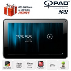 Quatronic Qpad 9002 RK3168 1GB 8GB 9 Tablet PC
