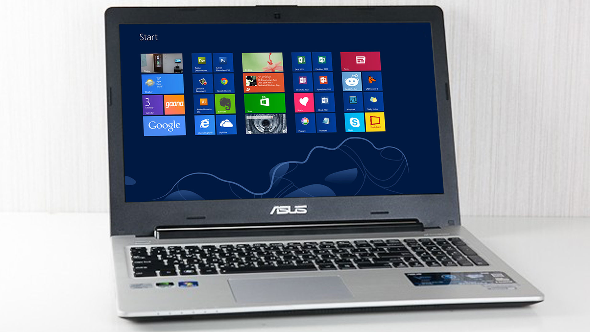 how to turn off touchpad on asus laptop windows 7