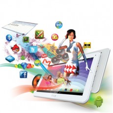 INCA enjoy Beyaz Tablet Pc