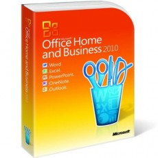 MS Office Home and Business 2010 TR KUTU T5D-00409