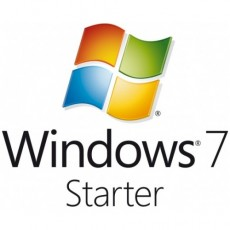 MS Windows 7 GJC-00578 Starter 32BIT TR (OEM) SP1
