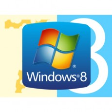 MS Windows 8 FQC-05979 Pro 64BIT TR (OEM)