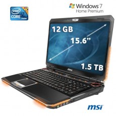 MSI GT683R-468TR Notebook