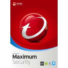 TRENDMICRO MAXIMUM SECURITY 2015 5 KULLANICI 1 YIL